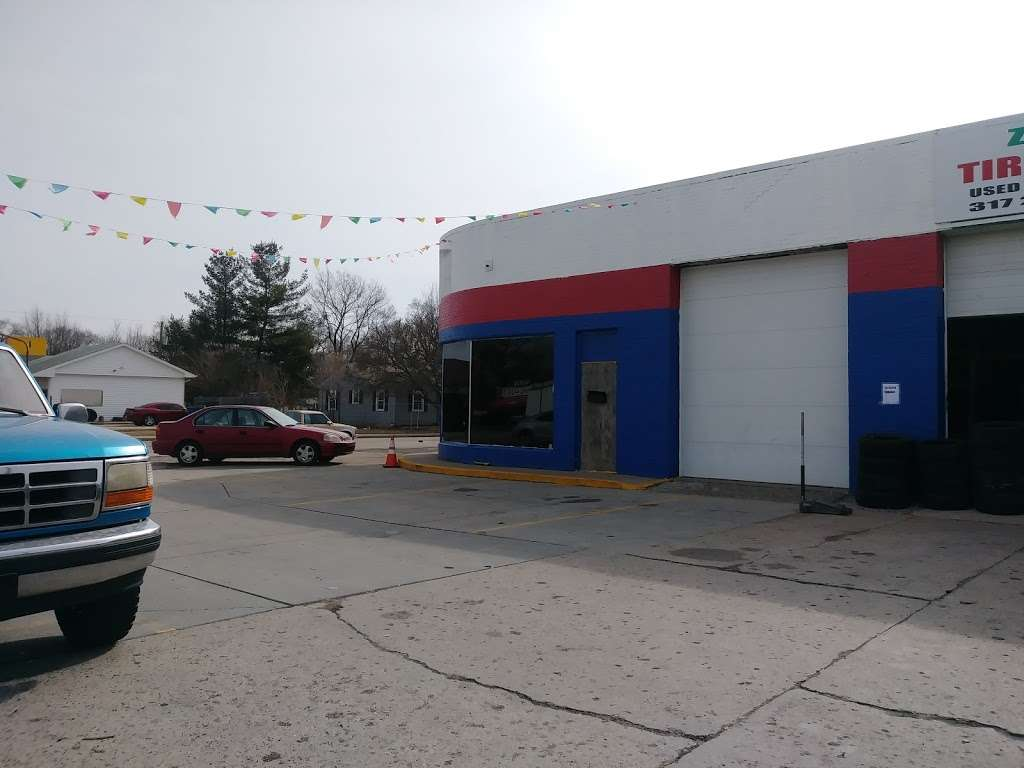 IMC Tire and Mufflers Service Inc - car repair  | Photo 10 of 10 | Address: 3521 W 16th St, Indianapolis, IN 46222, USA | Phone: (317) 426-2011