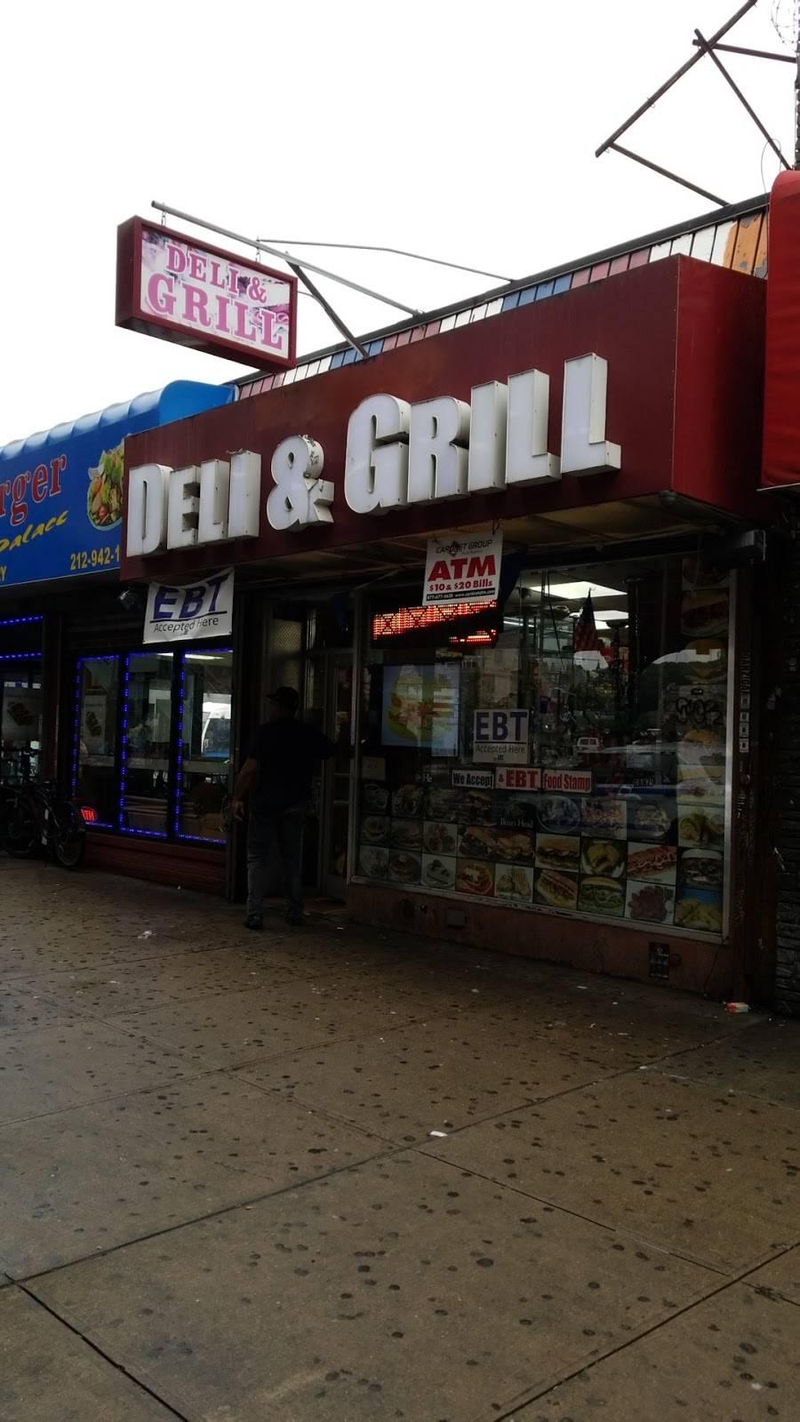 207 Deli & Grill - store  | Photo 1 of 4 | Address: 3867 10th Ave, New York, NY 10034, USA | Phone: (212) 544-2544