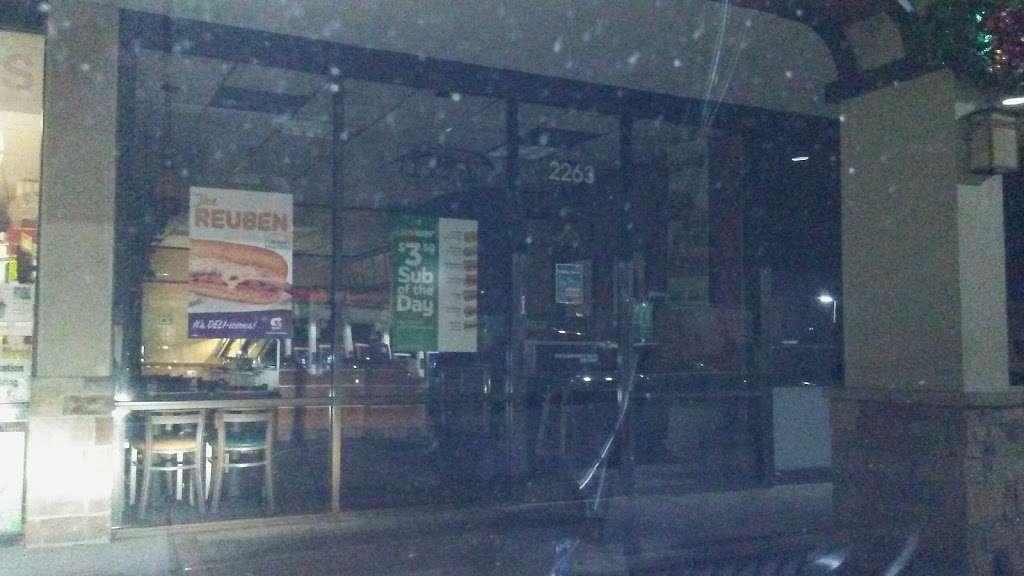 Subway Restaurants - restaurant    Photo 4 of 5   Address: 2263 Northpark Dr, Kingwood, TX 77339, USA   Phone: (281) 358-2199