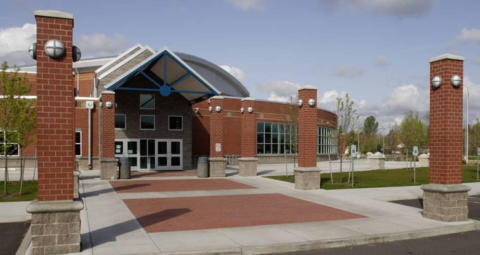 Hockinson High School - school  | Photo 1 of 2 | Address: 16819 NE 159th St, Brush Prairie, WA 98606, USA | Phone: (360) 448-6450