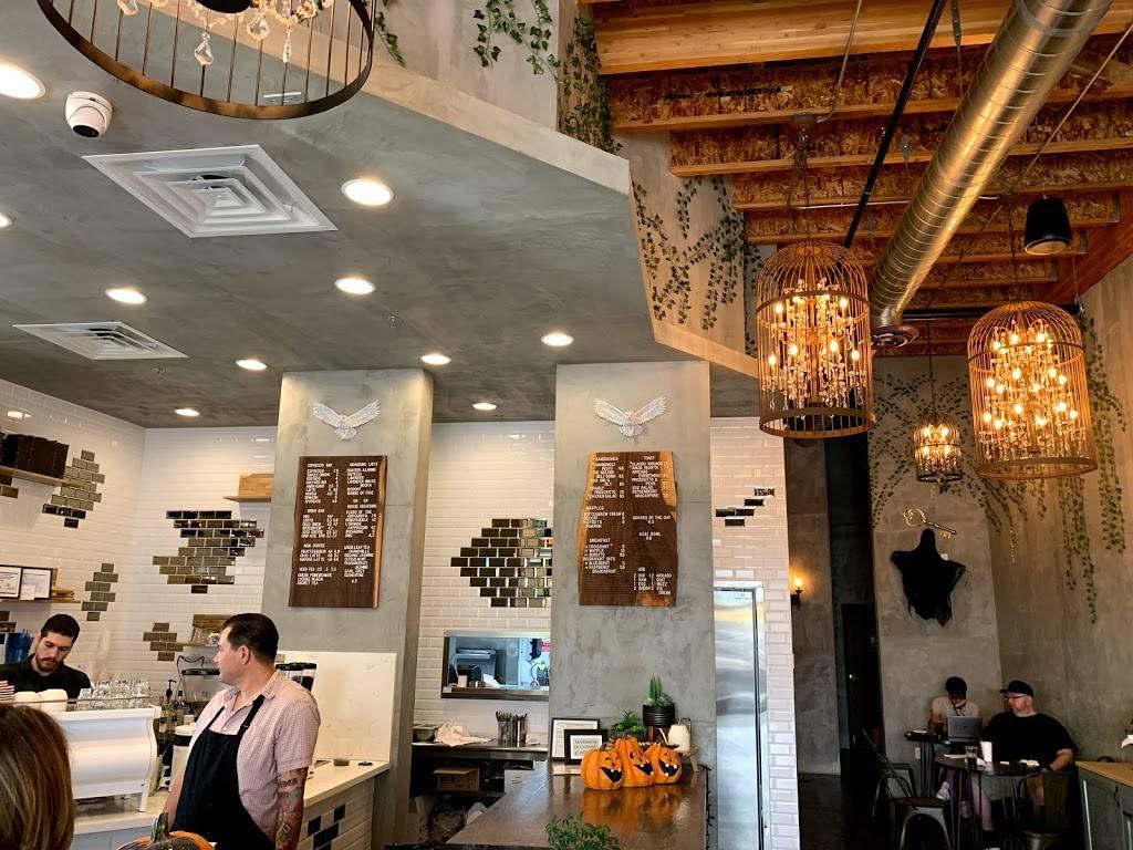 Bad Owl Coffee Roasters - cafe    Photo 4 of 9   Address: 8035 S Rainbow Blvd #100, Las Vegas, NV 89139, USA   Phone: (702) 837-1869