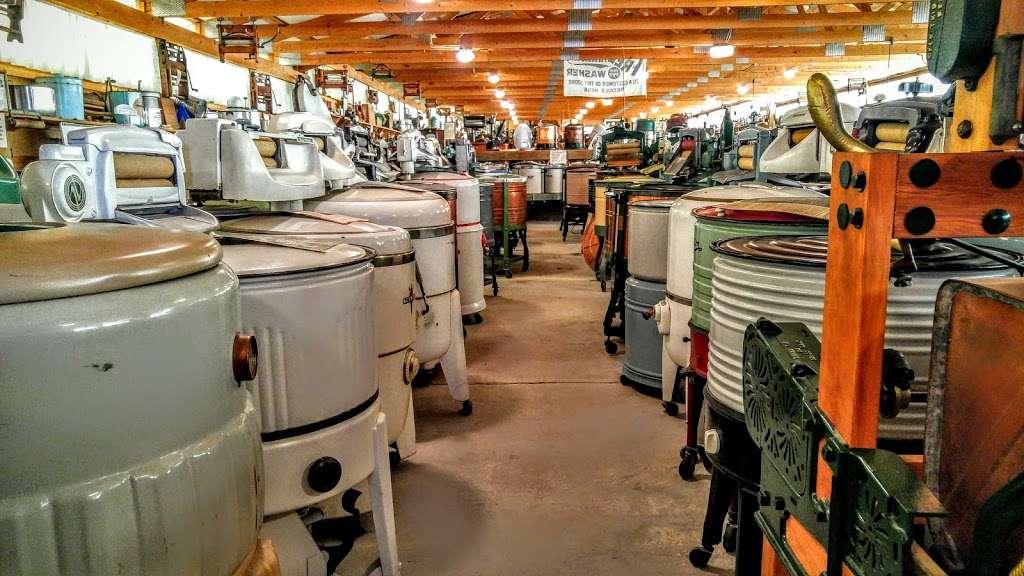Lee Maxwell Washing Machine Museum - museum  | Photo 8 of 10 | Address: 35901 WCR 31, Eaton, CO 80615, USA | Phone: (970) 454-1856