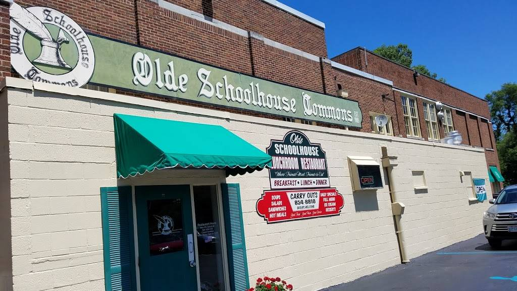 Schoolhouse Lunchroom - restaurant  | Photo 1 of 9 | Address: 8336 Monroe Rd #114, Lambertville, MI 48144, USA | Phone: (734) 854-8810