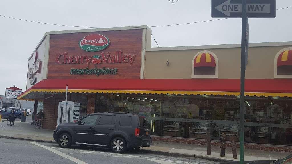 Cherry Valley Marketplace - supermarket    Photo 9 of 10   Address: 84-12 97th Ave, Jamaica, NY 11416, USA   Phone: (718) 529-6822