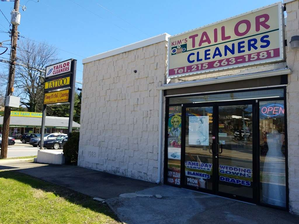 Kim S Tailor And Cleaners 650 Cottman Ave Cheltenham Pa 19012 Usa