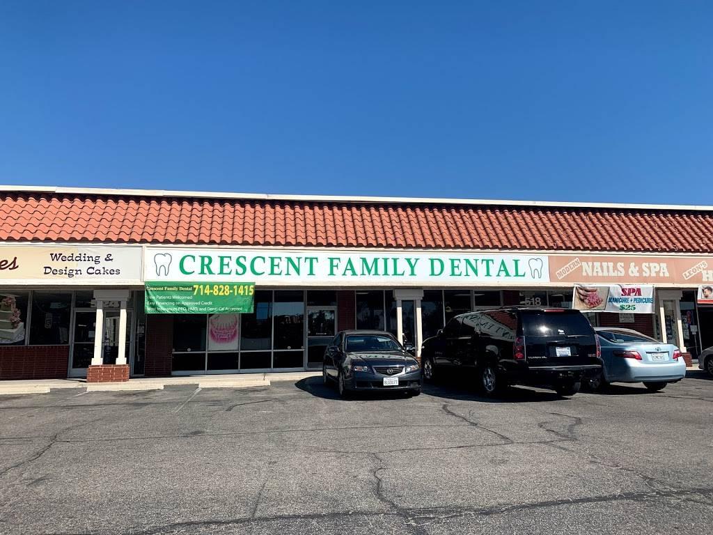 Crescent Family Dental - dentist  | Photo 7 of 10 | Address: 522 N Magnolia Ave, Anaheim, CA 92801, USA | Phone: (714) 515-3138