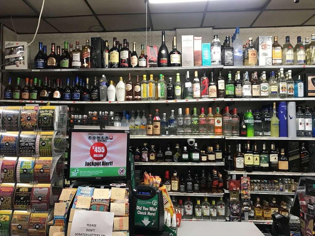 Webster Liquor - store  | Photo 2 of 4 | Address: 4 Webster Ave, Jersey City, NJ 07307, USA | Phone: (201) 792-4494