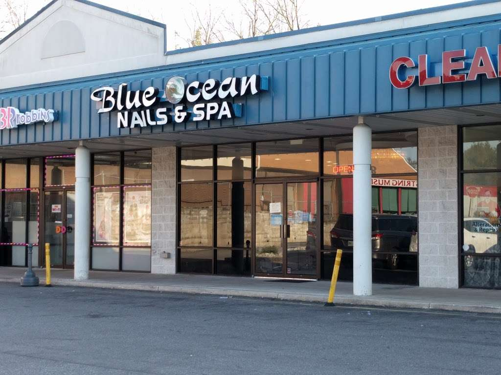 Blue Ocean Nails And Spa Ellicott City Hair Care 9469 Baltimore