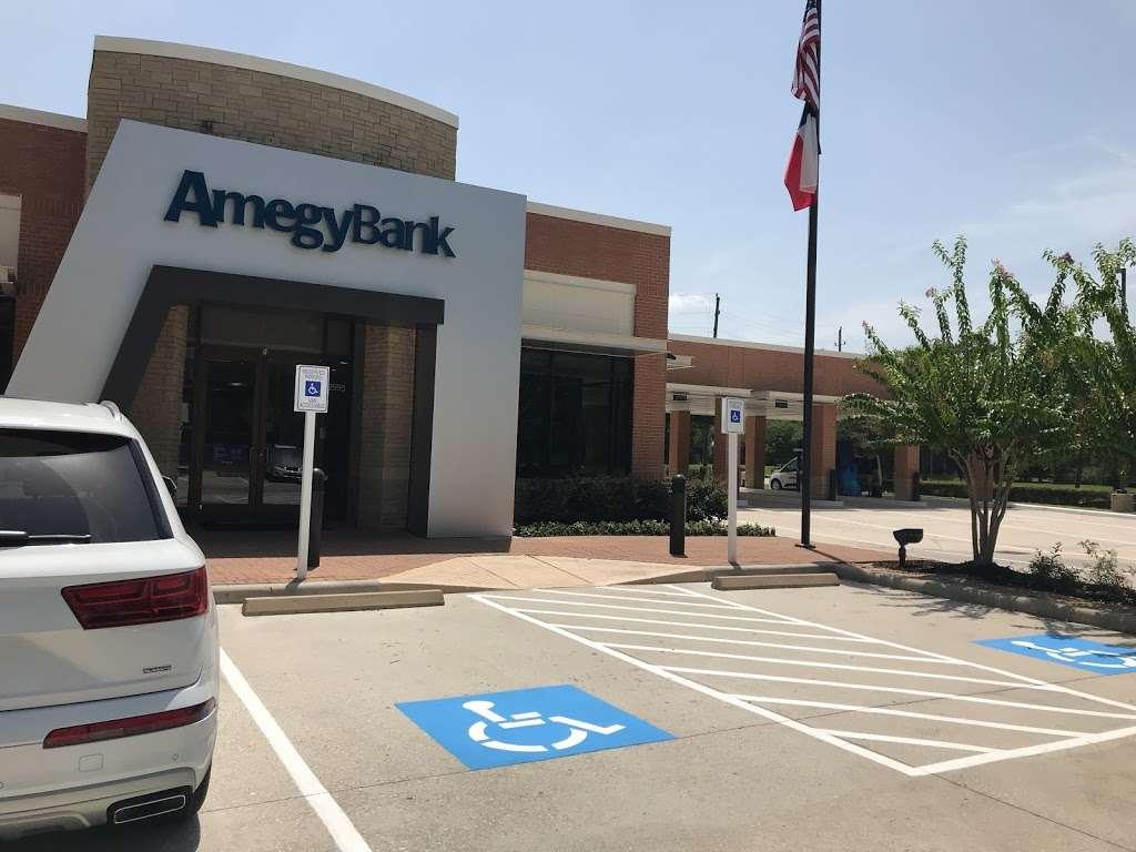 Amegy Bank - bank  | Photo 3 of 7 | Address: 2595 W Lake Houston Pkwy, Kingwood, TX 77339, USA | Phone: (713) 232-3355