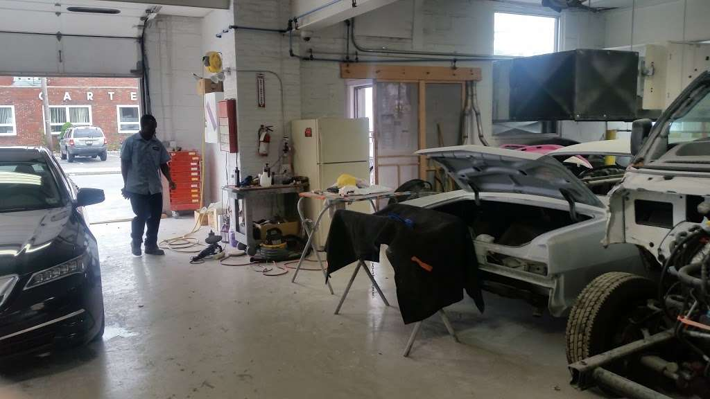 A & V Automotive - car wash  | Photo 2 of 10 | Address: 41 Romeo St, Moonachie, NJ 07074, USA | Phone: (201) 460-3900
