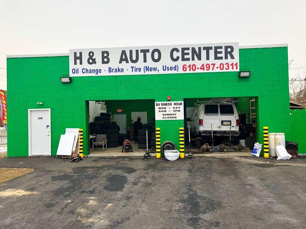 H&B Auto Center - car repair  | Photo 6 of 10 | Address: 2524 W 3rd St, Chester, PA 19013, USA | Phone: (610) 497-0311