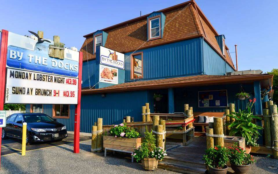 By The Docks Seafood Restaurant - restaurant    Photo 1 of 10   Address: 3321 Eastern Blvd, Middle River, MD 21220, USA   Phone: (410) 686-1188