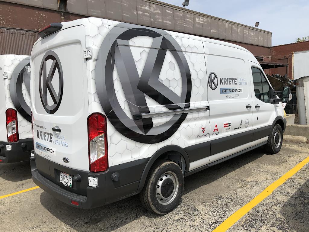Kriete Truck Center - Milwaukee - car repair  | Photo 6 of 10 | Address: 4444 W Blue Mound Ct, Milwaukee, WI 53208, USA | Phone: (414) 258-8484