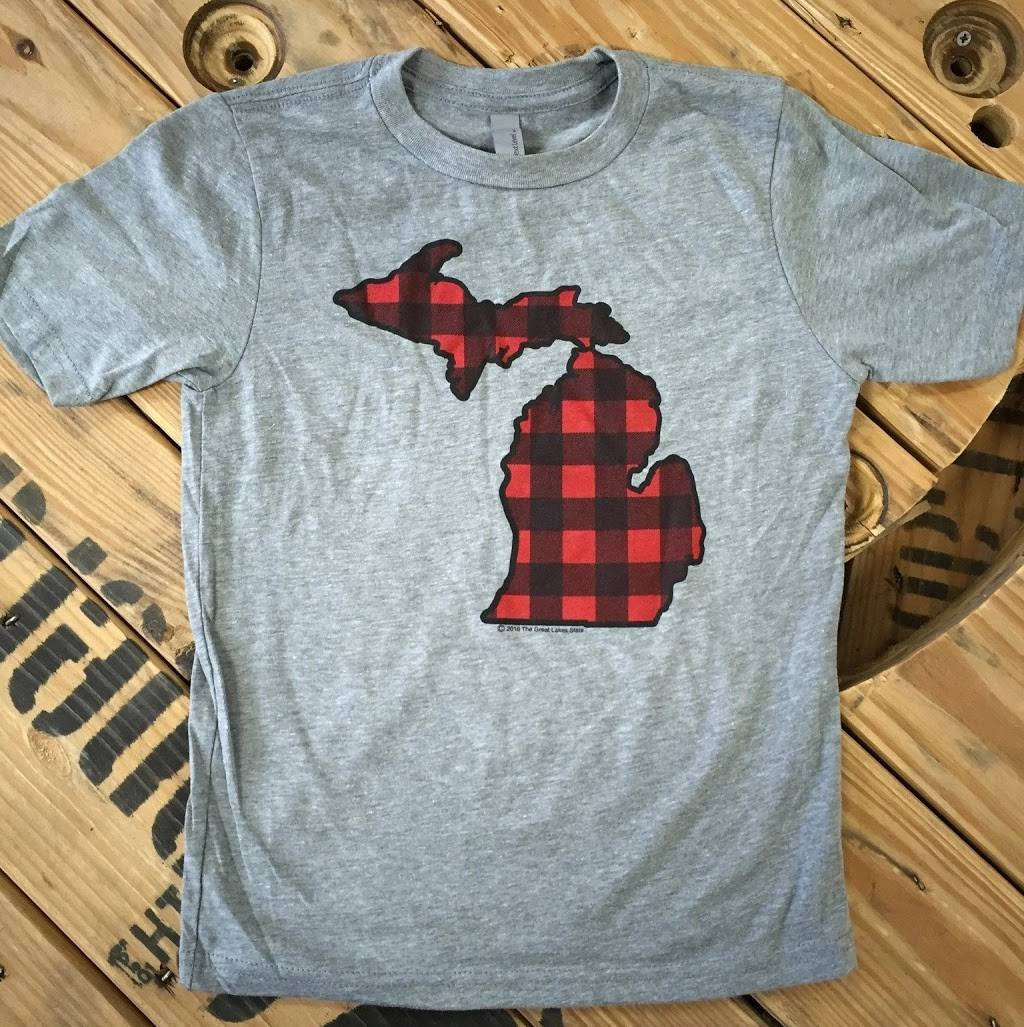 The Great Lakes State - clothing store  | Photo 5 of 9 | Address: 22801 Woodward Ave, Ferndale, MI 48220, USA | Phone: (248) 268-2517