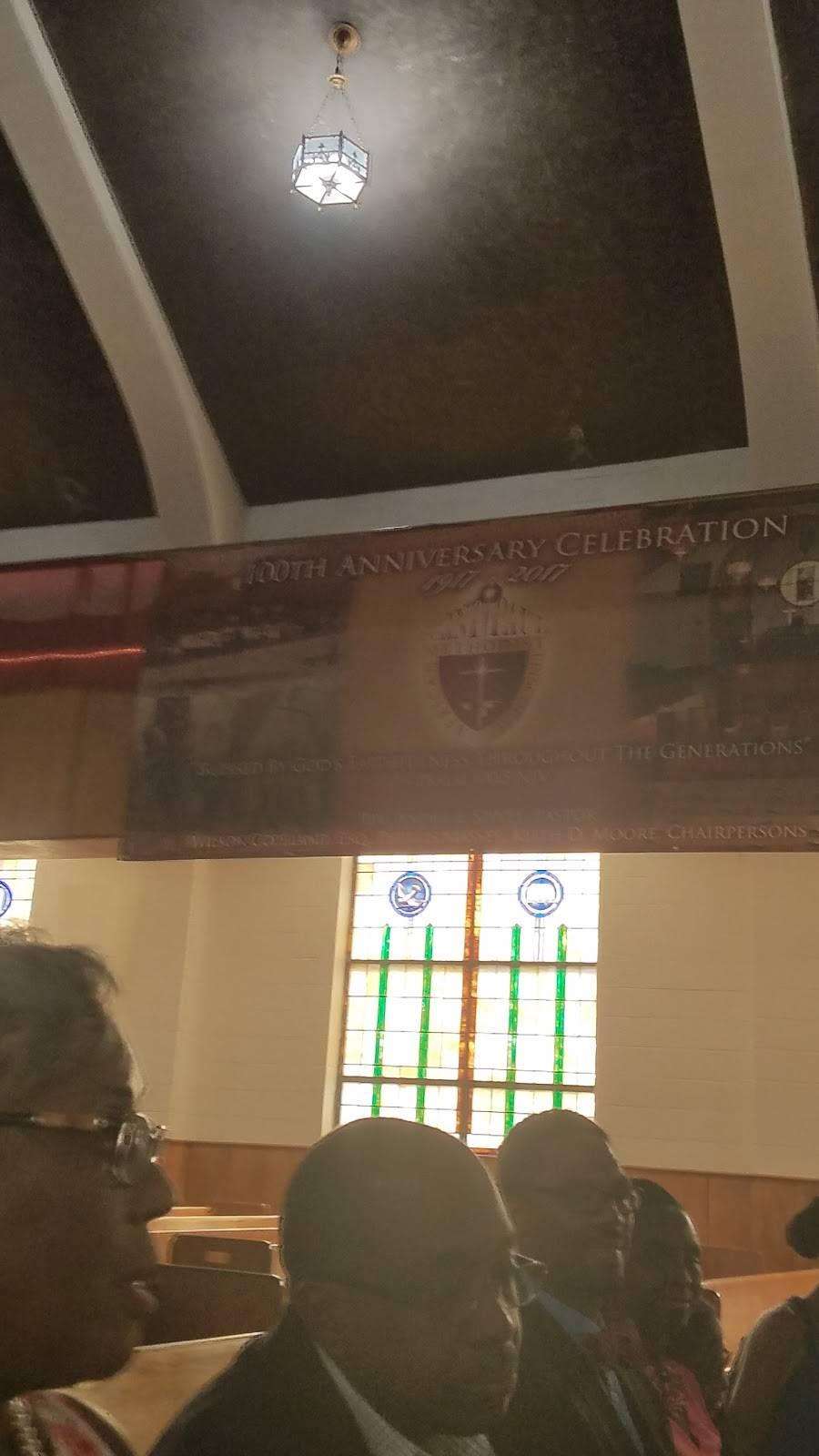 St. Paul Church - church  | Photo 9 of 10 | Address: 2260 Hunt St, Detroit, MI 48207, USA | Phone: (313) 567-9643