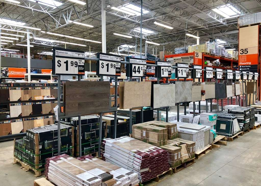 The Home Depot - furniture store  | Photo 7 of 10 | Address: 20360 US-59, Humble, TX 77338, USA | Phone: (281) 540-2400