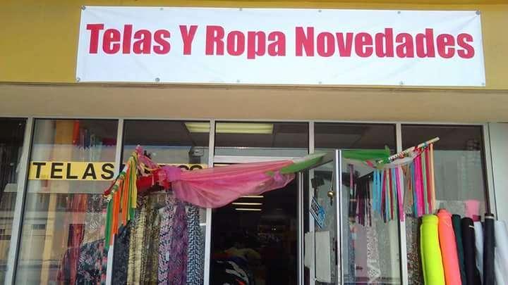 Fabric Telas Novedades - store    Photo 9 of 10   Address: 4456 Firestone Blvd, South Gate, CA 90280, USA   Phone: (323) 282-6044