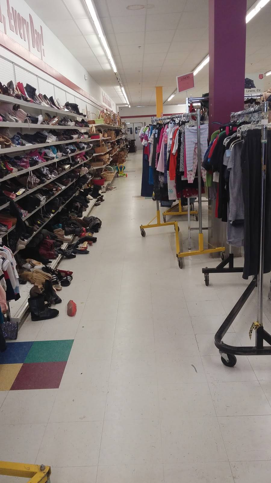 The Salvation Army Family Store & Donation Center - clothing store  | Photo 9 of 10 | Address: 4690 Leighton Ave, Lincoln, NE 68504, USA | Phone: (402) 466-5052