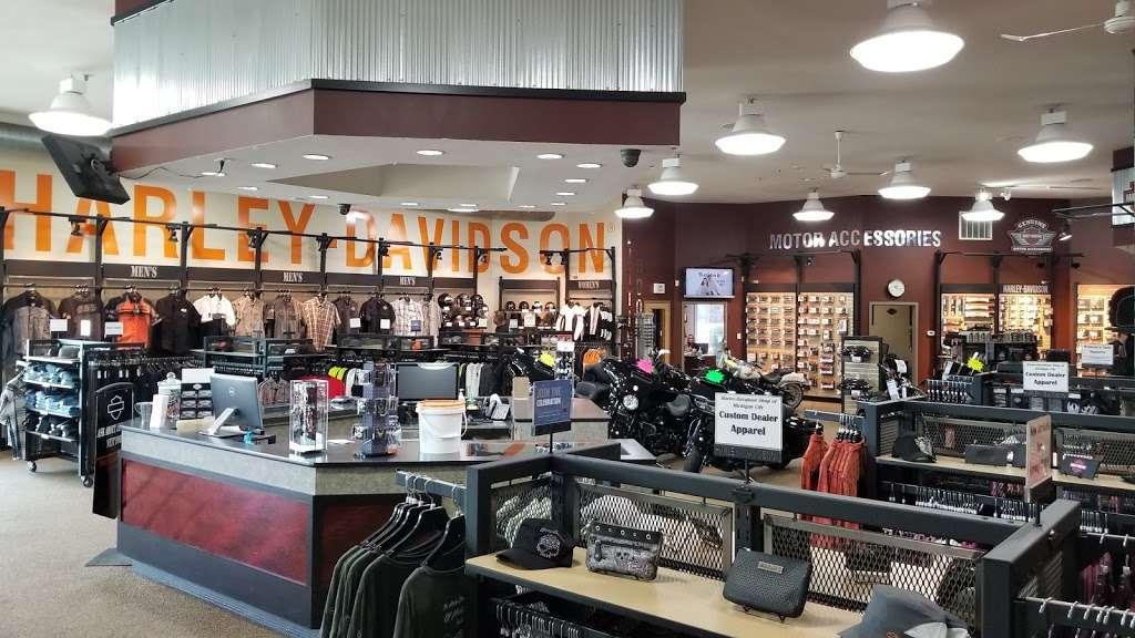 The Harley-Davidson Shop of Michigan City - store    Photo 1 of 10   Address: 2968 US-421, Michigan City, IN 46360, USA   Phone: (219) 878-8885