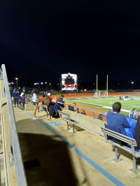 Buddy Echols Field - stadium    Photo 3 of 10   Address: 185 W Parkway Blvd, Coppell, TX 75019, USA   Phone: (214) 496-6100