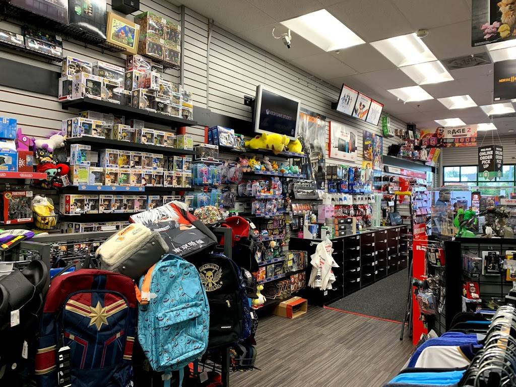 GameStop - electronics store  | Photo 2 of 7 | Address: 6575 Frontier Dr, Springfield, VA 22150, USA | Phone: (703) 971-5597
