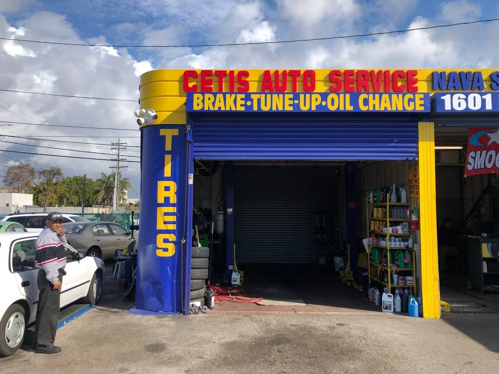 CETIS Auto Service - car repair  | Photo 2 of 2 | Address: 1601 E Pacific Coast Hwy, Long Beach, CA 90806, USA | Phone: (562) 336-1272