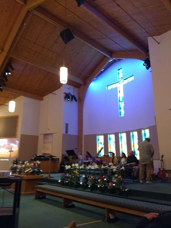 Gaithersburg Church of the Nazarene - church  | Photo 5 of 10 | Address: 8921 Warfield Rd, Gaithersburg, MD 20882, USA | Phone: (301) 330-0366