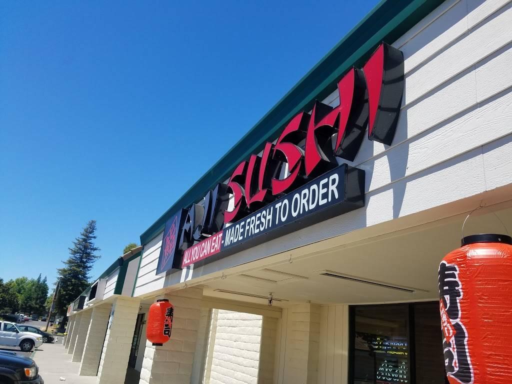 Aji Sushi - restaurant  | Photo 1 of 8 | Address: 5239 Elkhorn Blvd, Sacramento, CA 95842, USA | Phone: (916) 550-0333