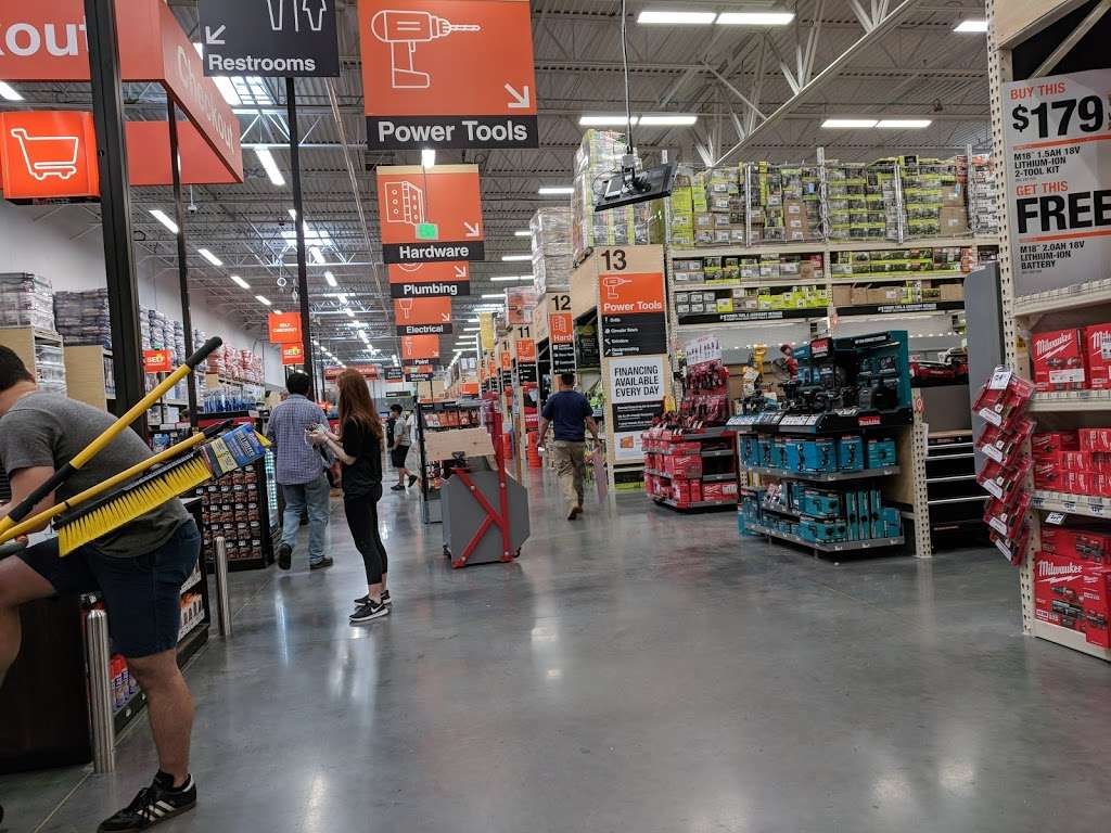 The Home Depot - hardware store  | Photo 7 of 10 | Address: 600 Connecticut Ave, Norwalk, CT 06854, USA | Phone: (203) 854-9111