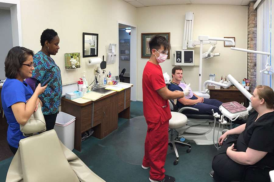 Dallas Dental Replacements Assistant School - dentist  | Photo 9 of 9 | Address: 1110 West Shore Dr Suite E, Richardson, TX 75080, USA | Phone: (214) 914-1535