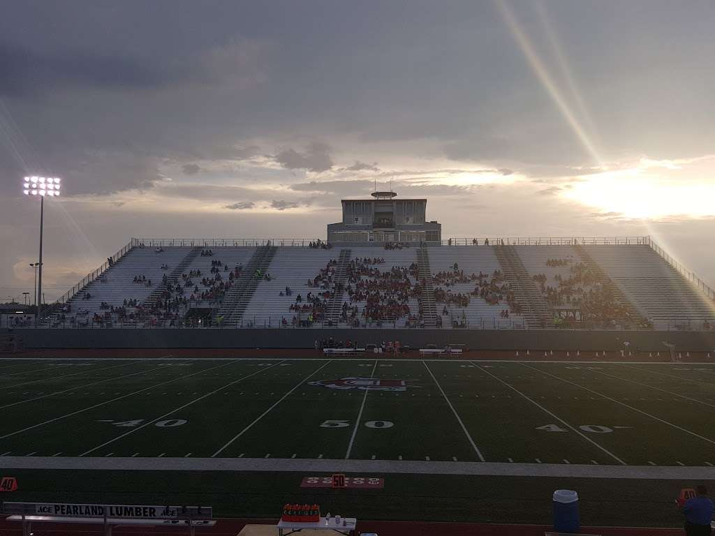 Pearland High School - school    Photo 7 of 10   Address: 3775 S Main St, Pearland, TX 77581, USA   Phone: (281) 997-7445