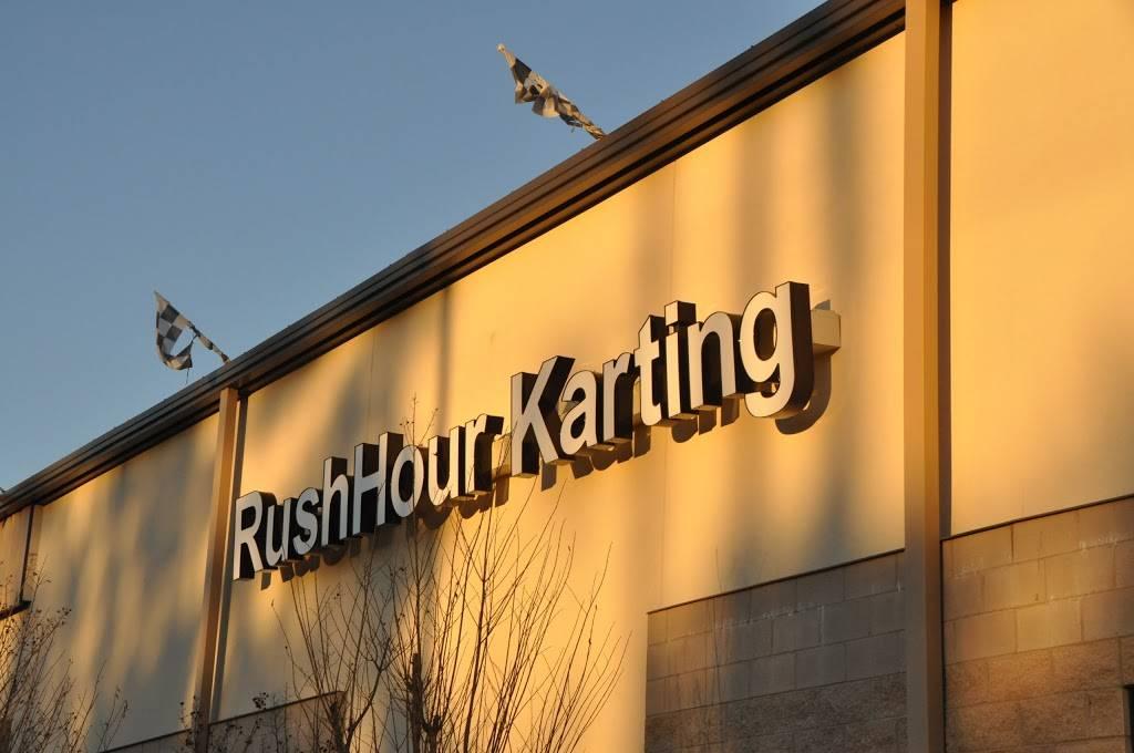 Rush Hour Karting - restaurant  | Photo 6 of 10 | Address: 5335 Raynor Rd, Garner, NC 27529, USA | Phone: (919) 662-9101