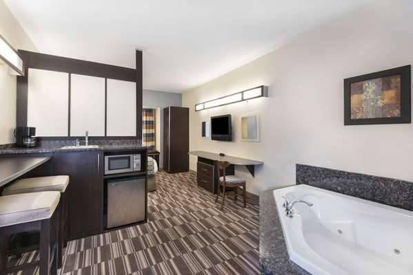Microtel Inn & Suites by Wyndham Baton Rouge Airport - lodging    Photo 10 of 10   Address: 3444 Harding Blvd, Baton Rouge, LA 70807, USA   Phone: (225) 356-9191