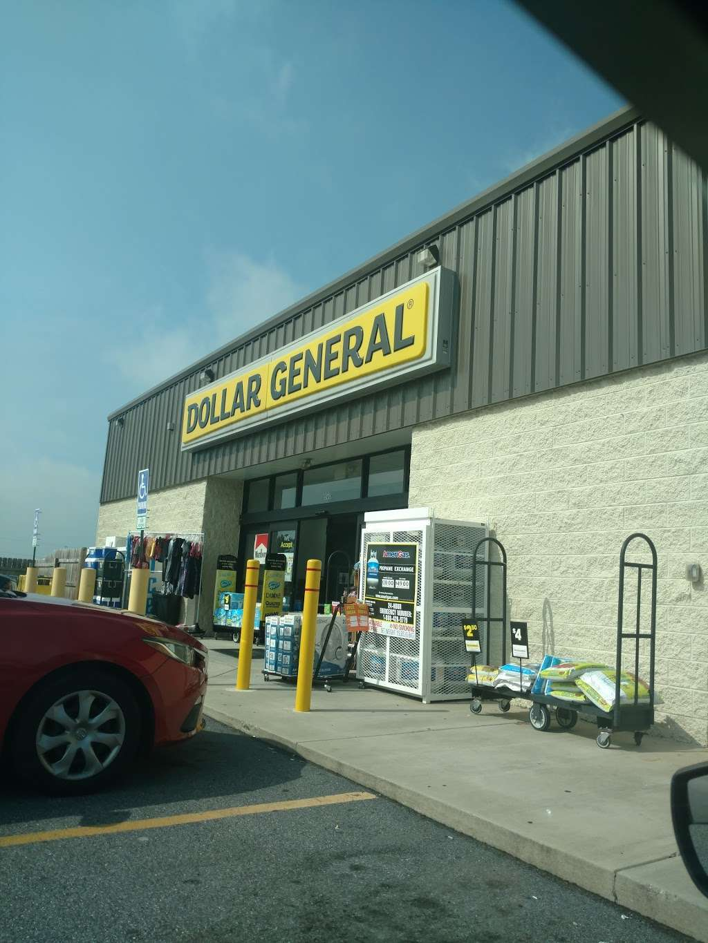 Dollar General - home goods store  | Photo 1 of 10 | Address: 560 S 7th St, Akron, PA 17501, USA | Phone: (717) 859-8037
