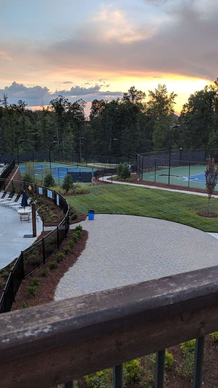 Waterside at the Catawba Clubhouse, Pool and Tennis Courts - gym  | Photo 3 of 10 | Address: 1061 Bryson Gap Dr, Fort Mill, SC 29715, USA