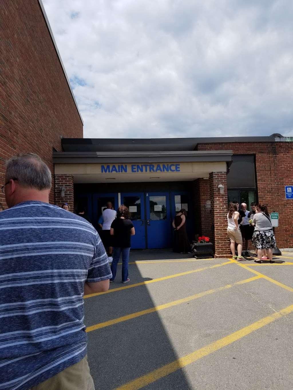 James Mastricola Upper Elementary School - school    Photo 1 of 2   Address: 26 Baboosic Lake Rd, Merrimack, NH 03054, USA   Phone: (603) 424-6221