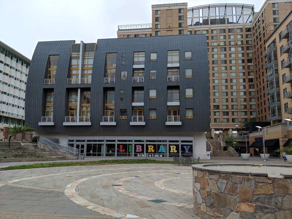 Hyattsville Branch Library, PGCMLS - library  | Photo 9 of 10 | Address: 6502 America Blvd, Hyattsville, MD 20782, USA | Phone: (301) 985-4690