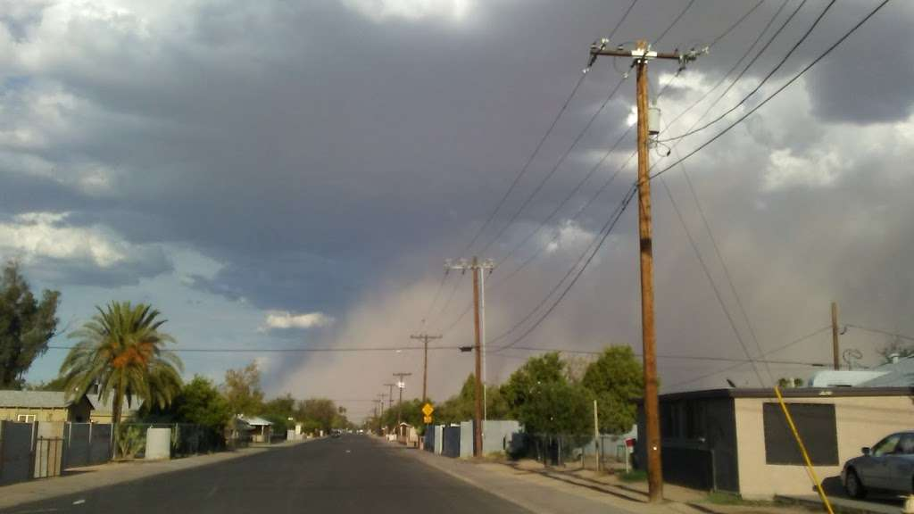 7th Av & Baseline Rd - bus station  | Photo 1 of 2 | Address: Phoenix, AZ 85041, USA