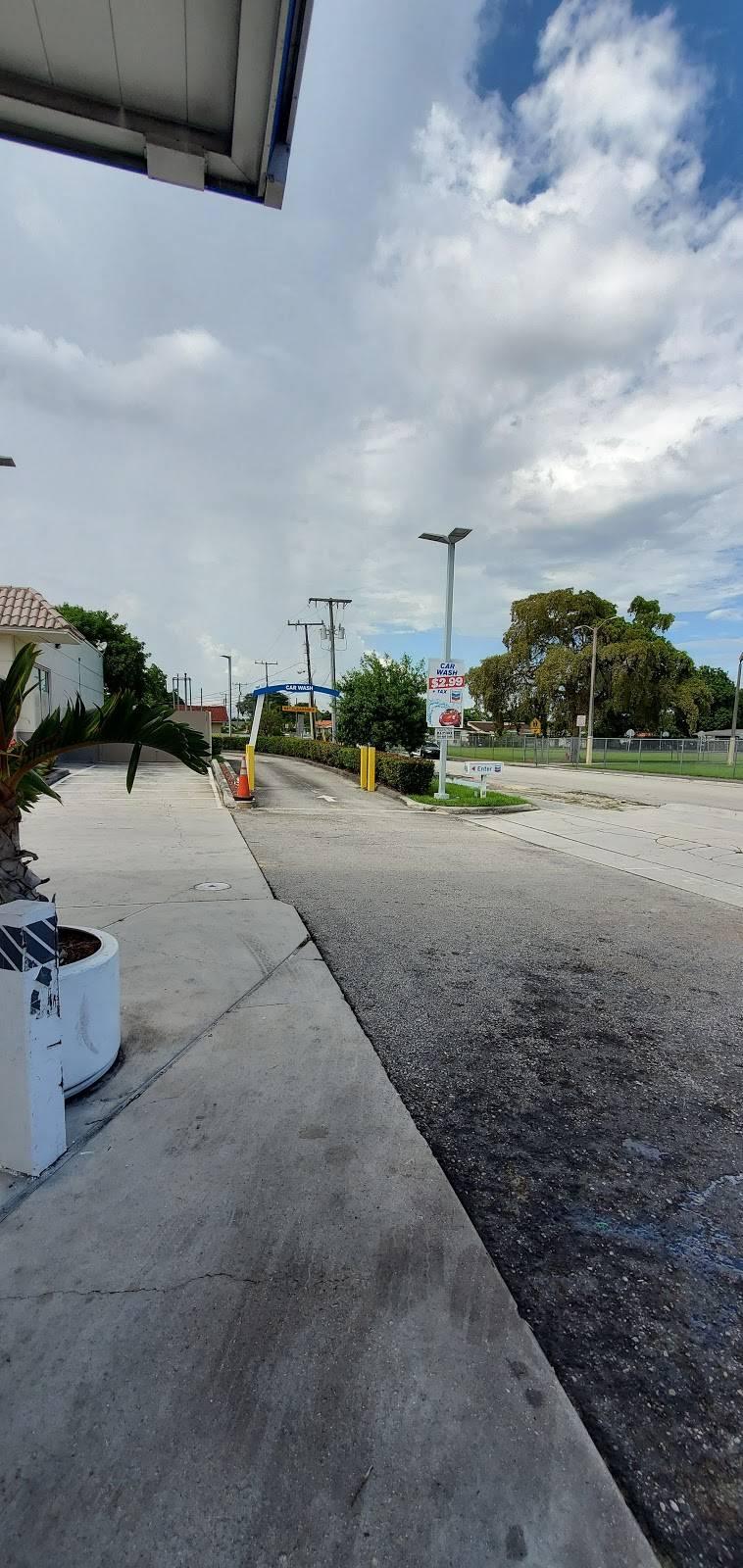 Chevron - gas station  | Photo 7 of 8 | Address: 6901 Coral Way, Miami, FL 33155, USA | Phone: (305) 265-9990