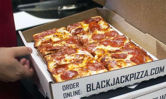 Blackjack Pizza & Salads - meal delivery  | Photo 10 of 10 | Address: 8350 Colorado Blvd #100, Firestone, CO 80504, USA | Phone: (303) 833-2875