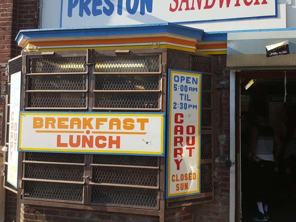 Sunnys - restaurant    Photo 2 of 2   Address: 1801 E Preston St, Baltimore, MD 21213, USA   Phone: (410) 675-5131