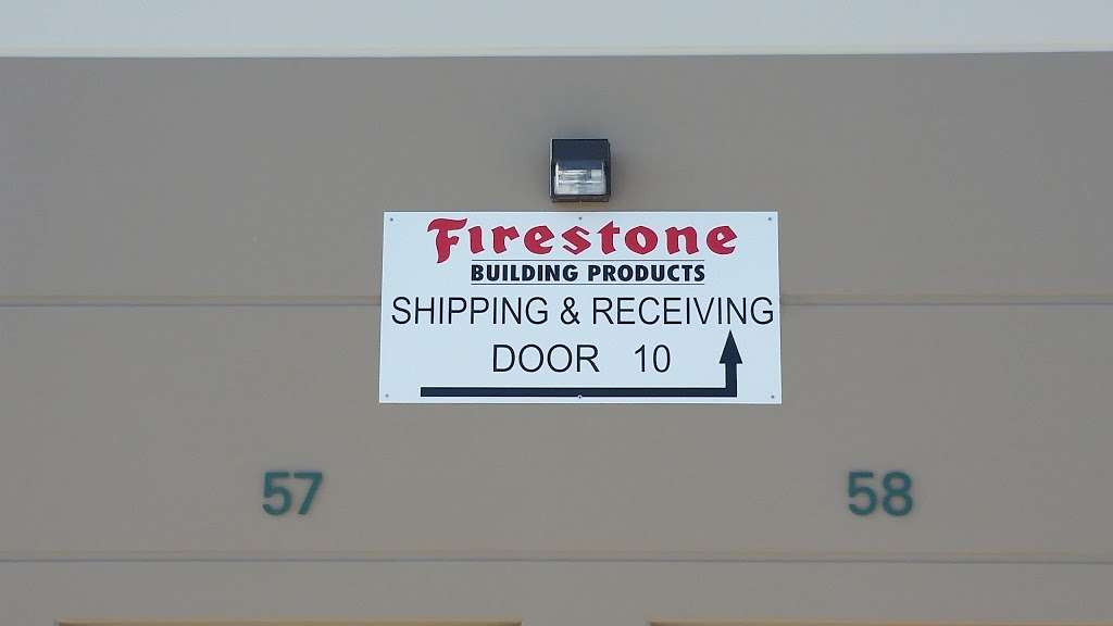 Firestone Building Products - hardware store  | Photo 6 of 6 | Address: 4272 Corporate Center Dr, North Las Vegas, NV 89030, USA | Phone: (702) 880-8012