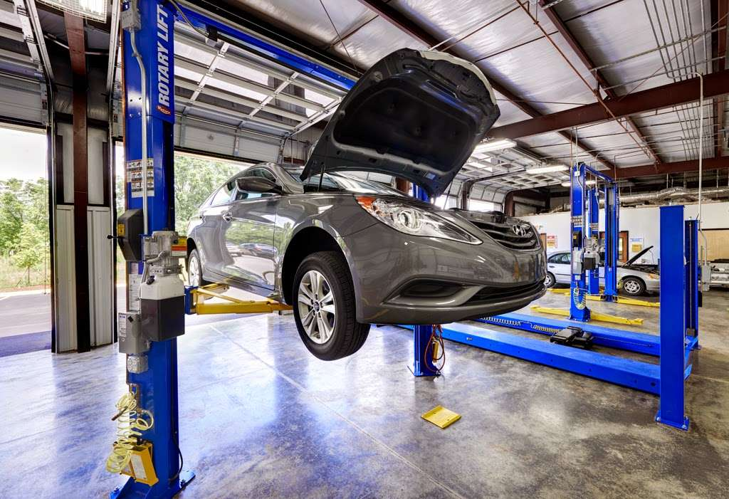 Meineke Car Care Center - car repair  | Photo 1 of 10 | Address: 120 N Dupont Hwy, New Castle, DE 19720, USA | Phone: (302) 414-0450