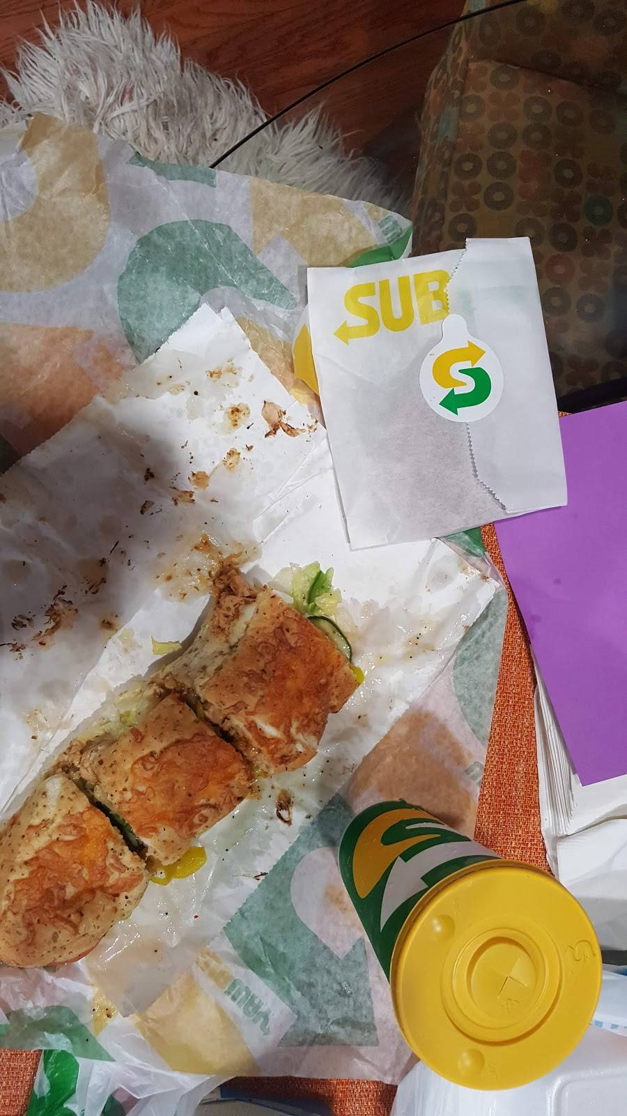 Subway - meal takeaway  | Photo 7 of 9 | Address: 2414 Wesley Chapel Rd Suite 101, Decatur, GA 30035, USA | Phone: (770) 593-8008