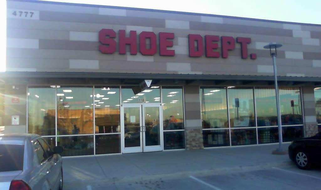 Shoe Dept. - shoe store  | Photo 4 of 10 | Address: 4777 Vista Wood Blvd STE 110, Dallas, TX 75232, USA | Phone: (214) 376-0014