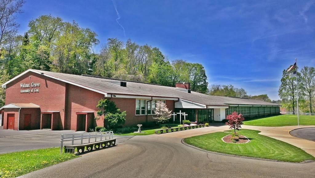 Walnut Grove Assembly of God - church  | Photo 1 of 3 | Address: 44 Adams Ave #2777, West Mifflin, PA 15122, USA | Phone: (412) 469-3010