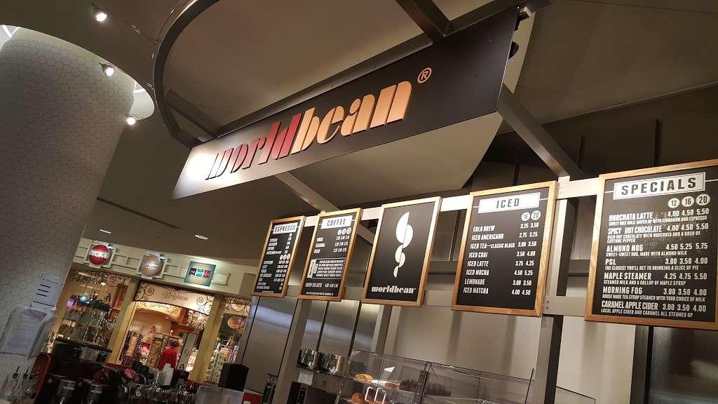 World Bean Coffee - cafe  | Photo 1 of 6 | Address: Terminal D, Arrivals Level, LaGuardia Airport (LGA), Flushing, NY 11371, USA | Phone: (718) 533-3400