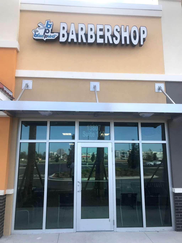 The Blueprint Barbershop - hair care    Photo 1 of 5   Address: suite 118 13807, Landstar Blvd, Orlando, FL 32824, USA   Phone: (321) 800-6807
