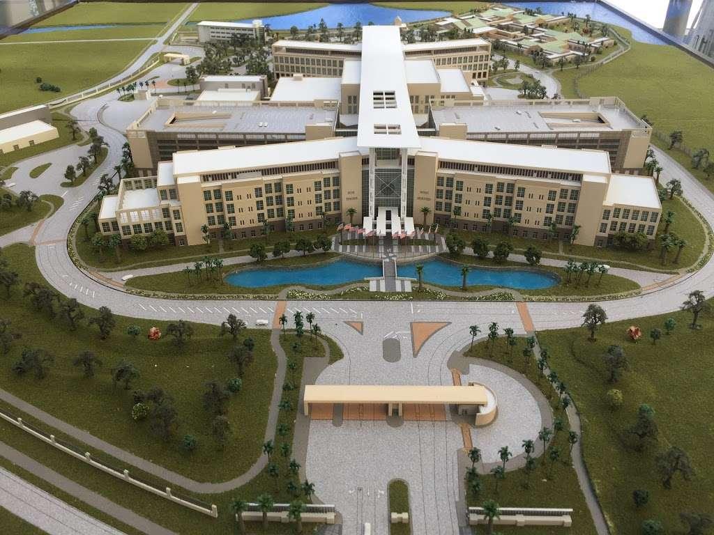 Orlando VA Lake Nona - hospital  | Photo 4 of 10 | Address: 13800 Veterans Way, Orlando, FL 32827, USA | Phone: (407) 631-1000