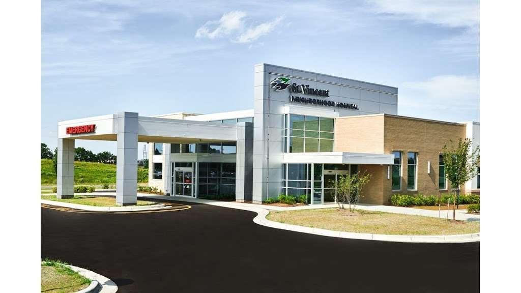St. Vincent Neighborhood Hospital - Plainfield - hospital  | Photo 1 of 4 | Address: 2412 E Main St, Plainfield, IN 46168, USA | Phone: (317) 204-6910